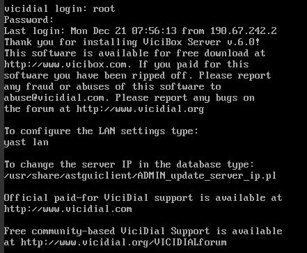 Vicidial - Sistema Completo para Call Center   VozToVoice